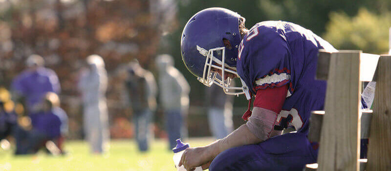 young athletes and concussions